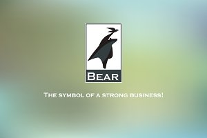 Bear - logo weighty company