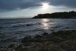 Evening in Cap Salou