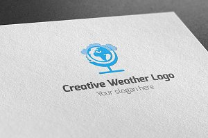 Creative Weather Logo
