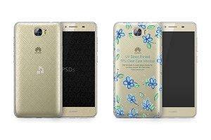 Huawei Y6 II Compact UV TPU Clear