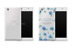 Sony Xperia L1 UV TPU Clear Case
