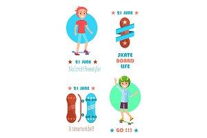 21 June Go Skateboarding Day no