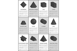 Hexagonal and Pentagonal