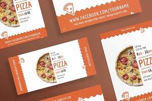 Flyers | Tasty Pizza