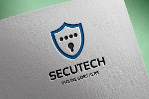 Security Tech Logo