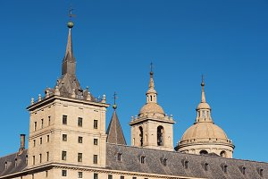 famous Monastery of El Escorial