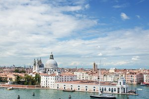 Scenic view of Venice cityscape