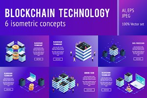 Blockchain technology.