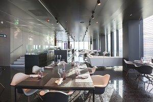 interior of Vienna restaurant