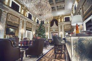 Hotel Imperial in winter season