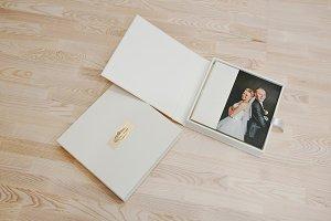 Wedding photobook or album