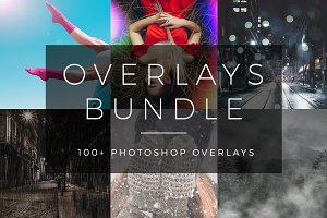Photoshop Overlays Bundle
