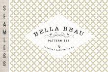 (Seamless) Bella Beau Patterns