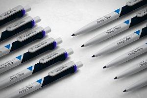 Pen Mockup V.14