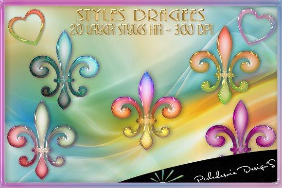 Styles Dragées