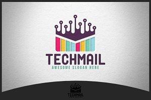 Techmail Logo