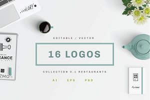 16 Logos Collection 0.1