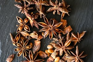 Spices: Anise star