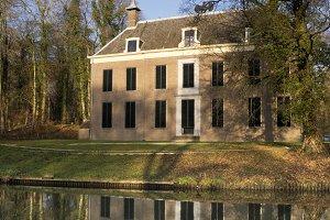 The manorial estate Oud-Amelisweerd
