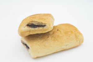 Croissant chocolate, napolitana