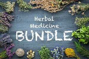 Herbal Medicine Bundle