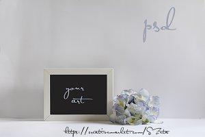 Frame Mockup PSD 4