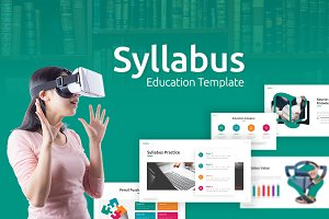 Syllabus - Education Presentation