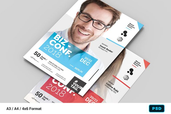 seminar flyer template flyer templates creative daddy