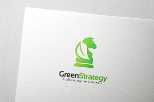 Green Strategy Logo