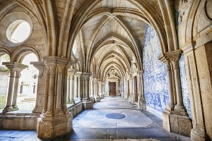 cathedral cloister Se, Porto