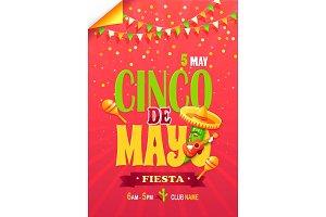 Cinco de May Fiesta Bright
