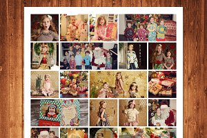Photography Template Photo Collage