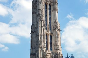 Tour Saint Jacques in Paris, France