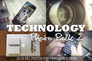 Technology Photo Pack 2