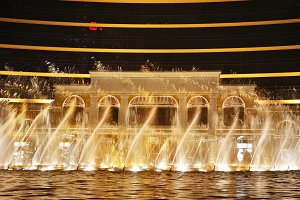 """ Dancing fountains """