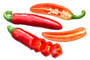 Szegedi paprika peppers