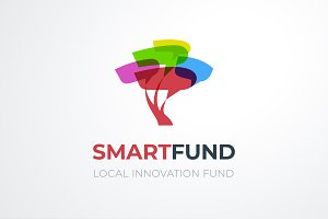 Smartfund Logo Template Comment Tree