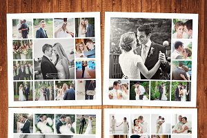 Wedding Templates Photo Set