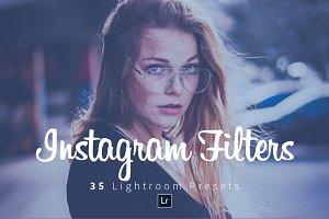 Instagram Filters Lightroom Presets