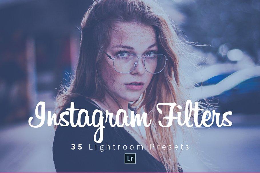 Instagram Filters Lightroom Presets ~ Lightroom Presets