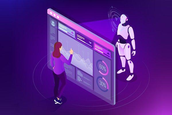 Robot programming, AI