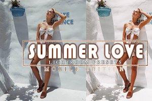 Summer Love Mobile Edition | Lightro