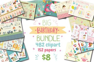 Big Birthday Bundle