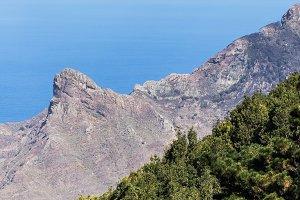 Tenerife mountains