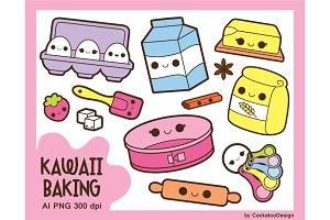 Kawaii baking day