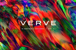 Verve, Vol. 1 – 15 Abstract Textures