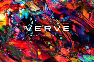 Verve, Vol. 2 – 15 Abstract Textures