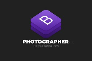 PHOTOGRAPHER - Bootstrap Theme