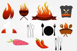 10 Restaurant Png Logos