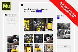 Label Portfolio - Multipurpose Muse
